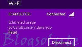 Como ver la Contraseña de mi Wifi en Windows 8 y Windows 8.1 1