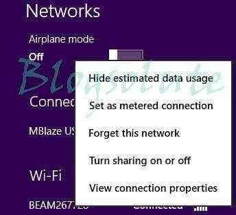 wifi-properties