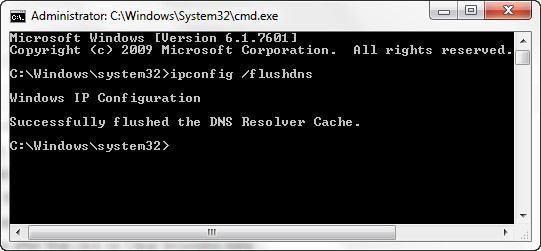 "Como Solucionar el Error ""Err_Network_Changed"" en Chrome 6"
