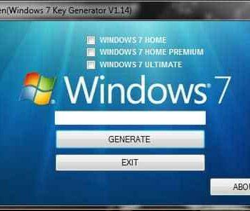 Serial de Windows 7 Ultimate x64 y x86 (100% Legal) 4