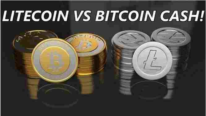Bitcoin Cash (BCH) ataca a su hermano Litecoin (LTC) 2