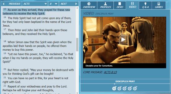 5 sitios web para Leer la Biblia Online
