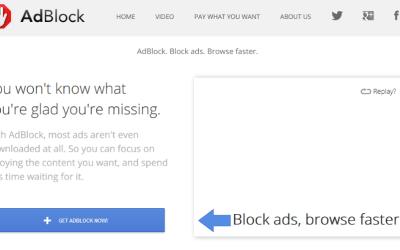 Adblock vs Adblock plus ¿Cual es mejor?