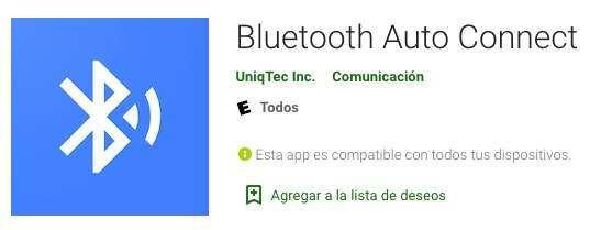 Administradores de Dispositivos Bluetooth para Android