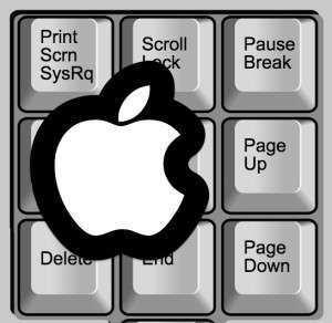 Como subir y bajar de pagina en MacOS (Page UP o Page Down)